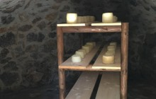 Explore a Shepards Hut + the Cheese Making Process