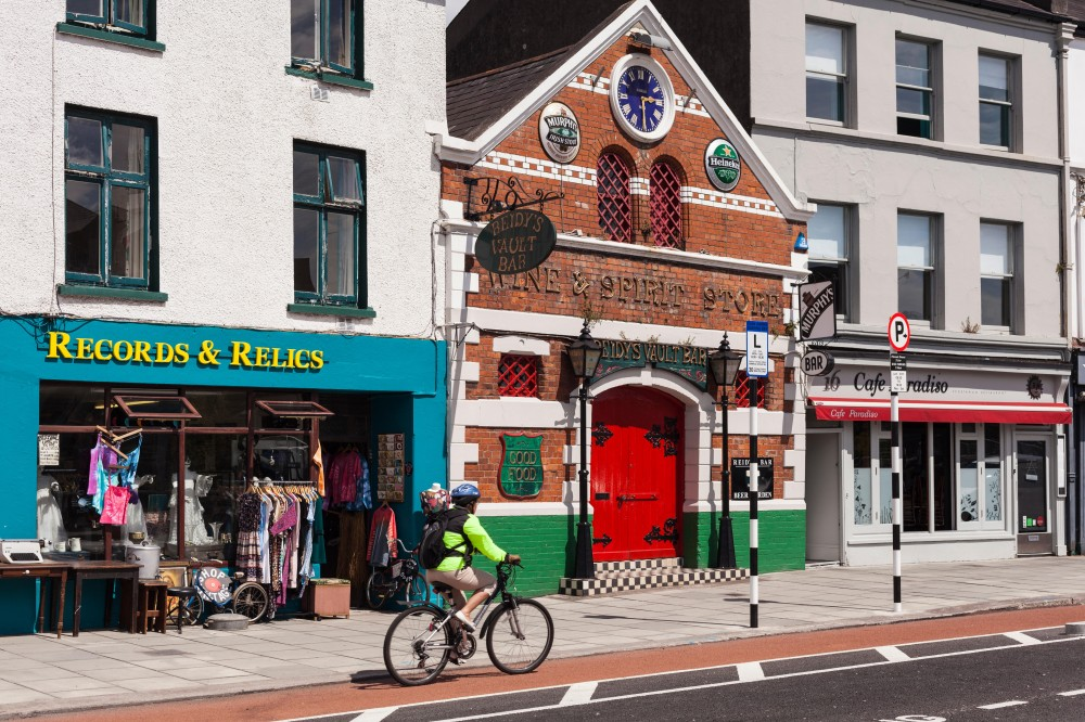 Cork City Cycling Tour