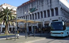 Return Transfer to Pisa from Livorno