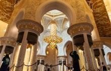 Private: The Wonders of Abu Dhabi Day Trip