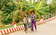 Private: Non-Touristy Mekong Delta Day Trip