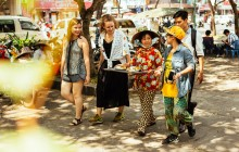 Private: Saigon Street Food Tour with 10 Tastings
