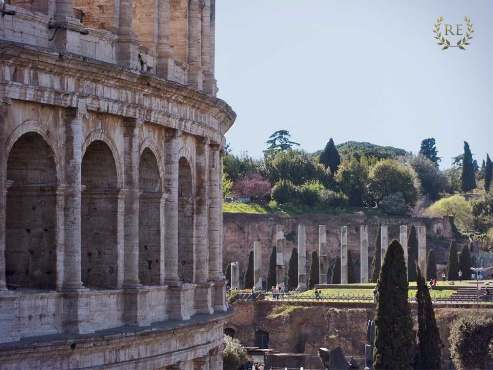 Complete Colosseum: Belvedere, Underground, Ancient City
