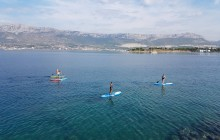 Stand Up Paddling Tour in Split