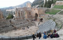 Taormina & Greek Theater Tour