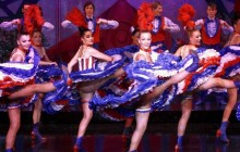 Seine River Cruise + Moulin Rouge Show with Half Bottle Champagne