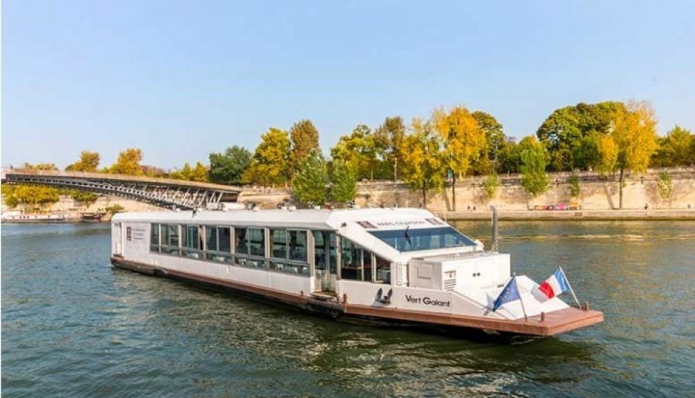 Seine River Cruise Gourmet Dinner - Saveurs Menu with pickup