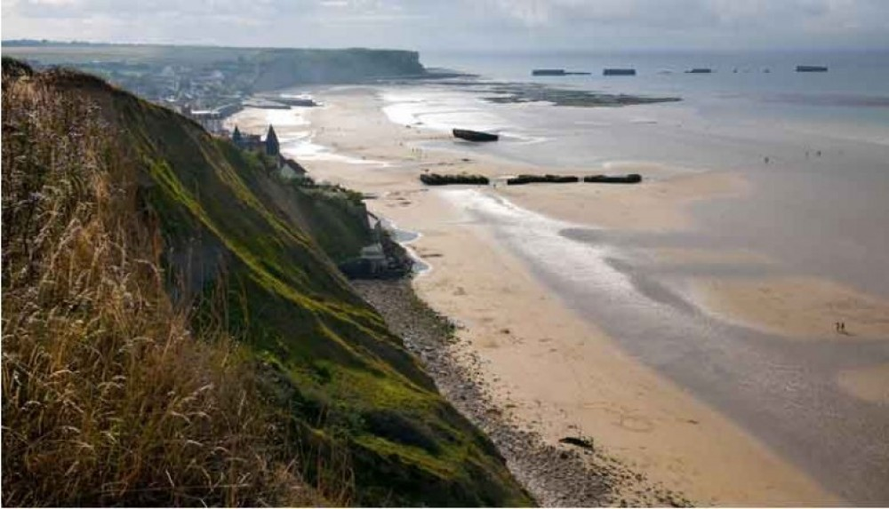 Private D-Day Landing Beaches Tour from Paris (1-4pax)