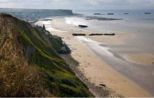 Private D-Day Landing Beaches Tour from Paris (5-8pax)