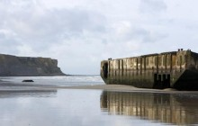 Small Group D-Day Landing Beaches Tour from Paris