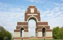 Small Group Somme Battlefields Tour from Paris
