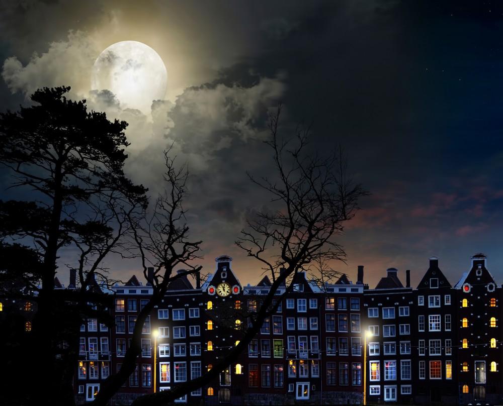 Amsterdam Ghost Walk