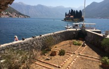 Private Shore Excursion: Perast + Budva + Kotor