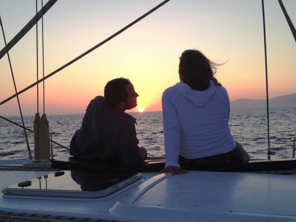 Sunset Sail Aperitivo for Adults Only
