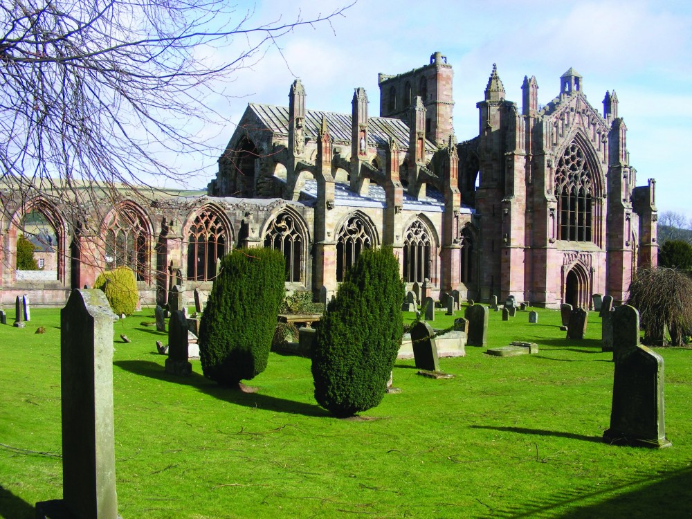 Rosslyn Chapel & the Scottish Borders - Small Group