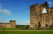 Alnwick Castle, The Northumberland Coast & The Borders