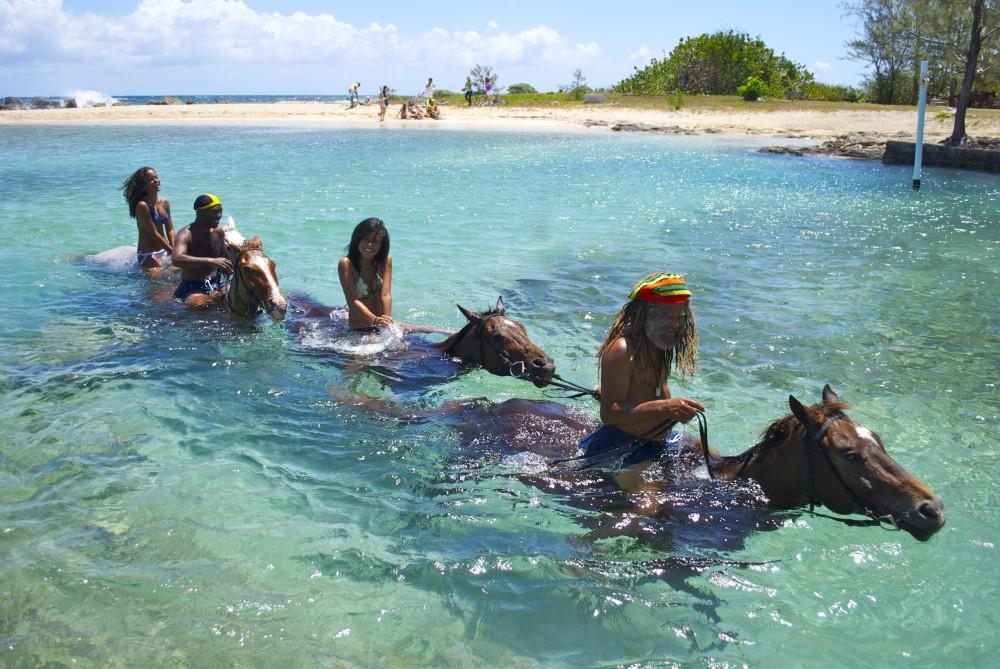 Braco Horseback Ride n Swim Tour from Montego Bay - Montego ...