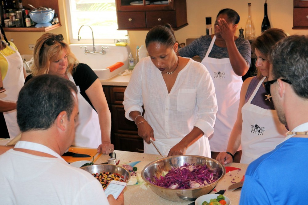 All About Jerk Cooking Class