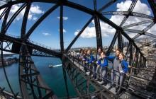 BridgeClimb Sydney at Twilight