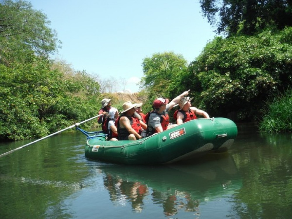 Guanacaste Day Tour Safari Float Tenorio River