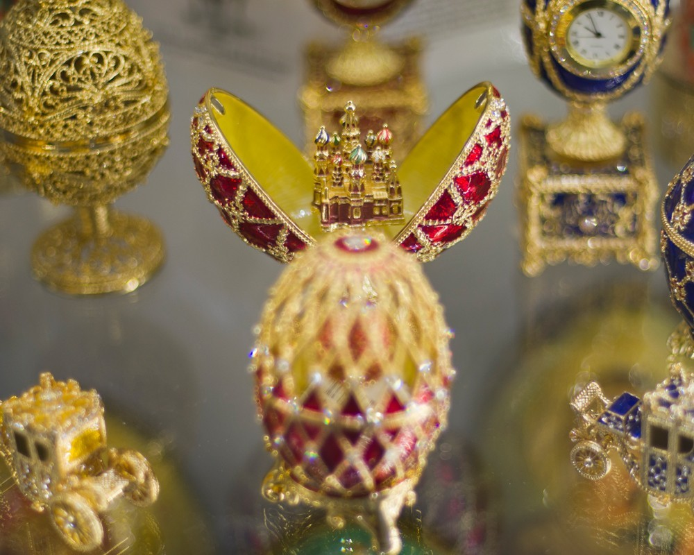 Faberge Museum Private Tour with Visa