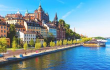 Stockholm Shore Excursion
