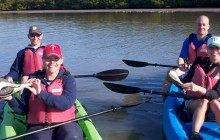 Kayaking Eco Tour on Double Kayaks Tour