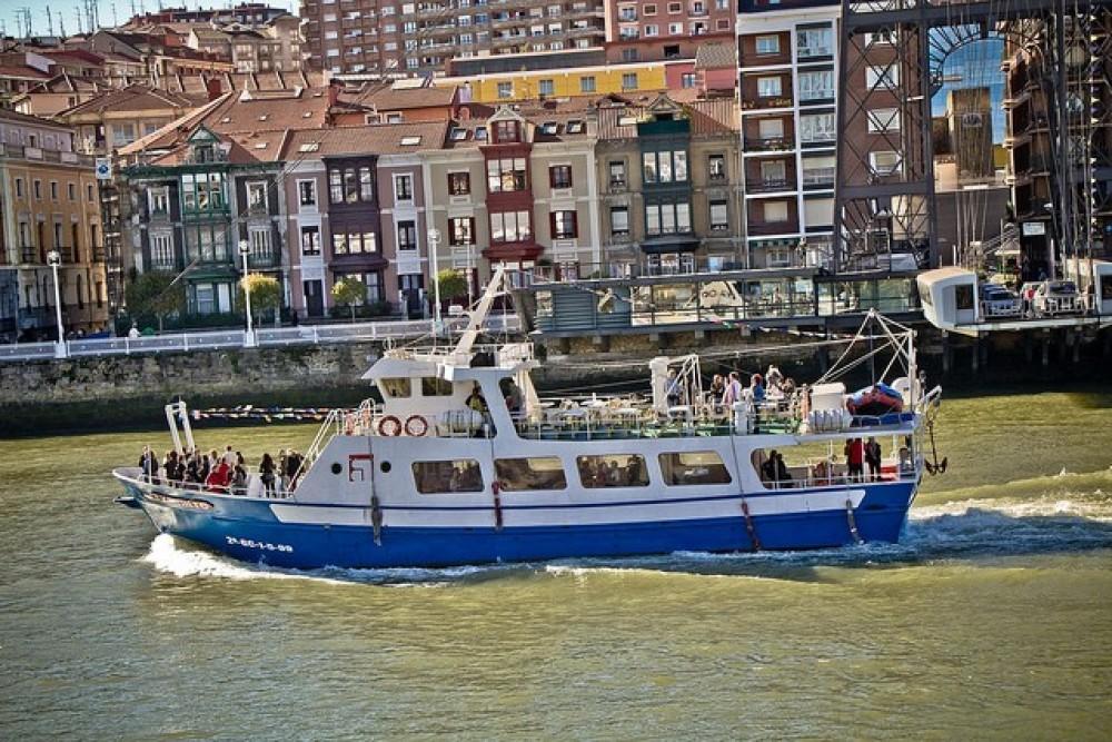 Boat Tour in Bilbao