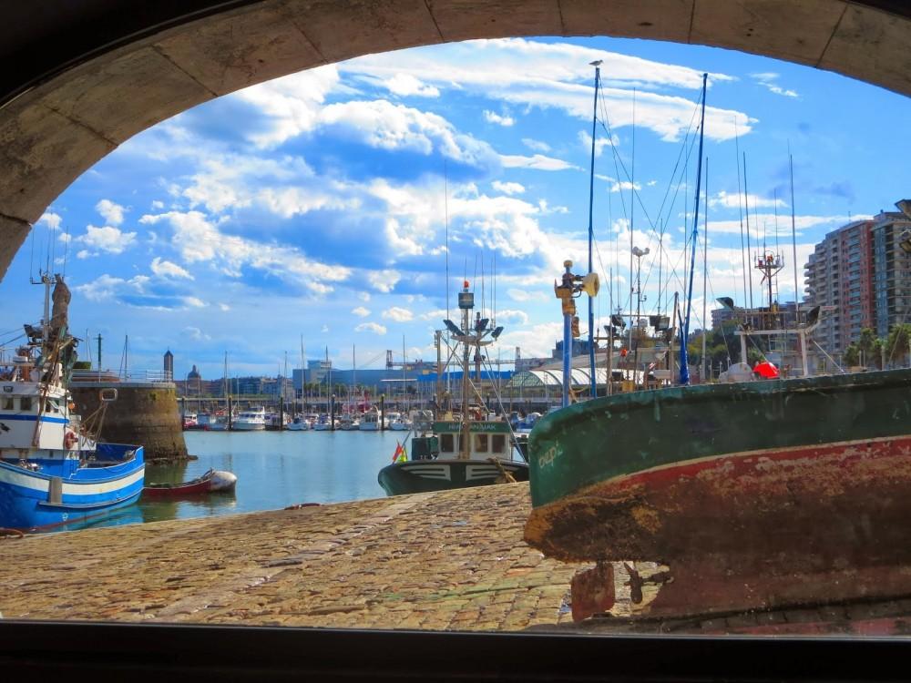 Santurtzi Village Tour from Bilbao