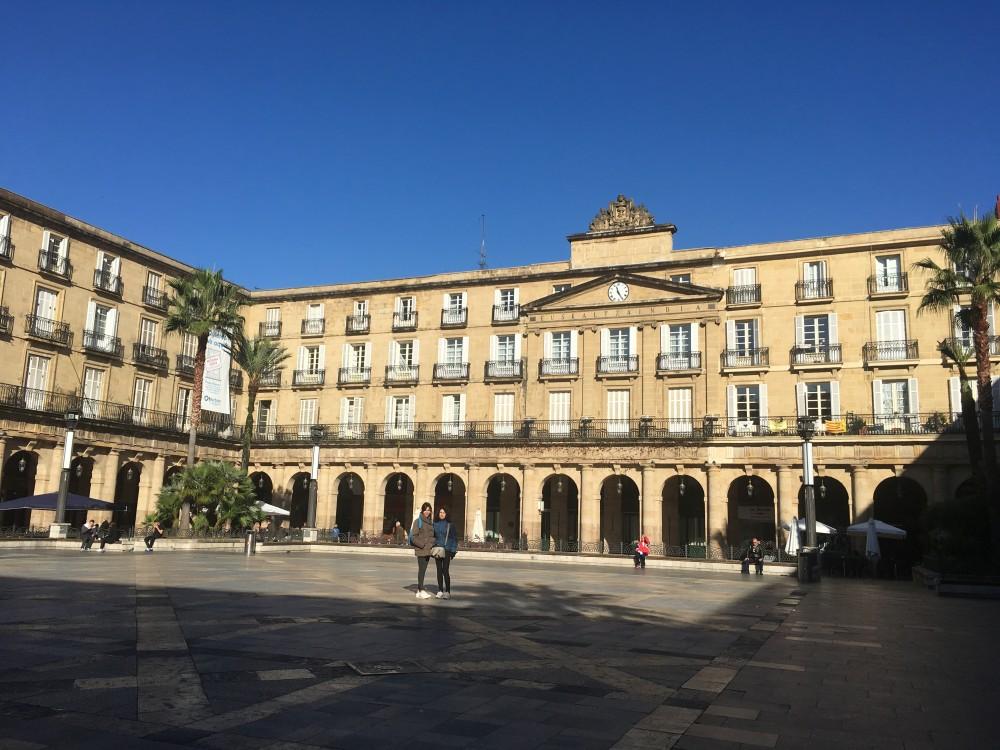 Bilbao Casco Viejo Tour with Pintxos