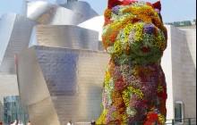 Guggenheim Bilbao Outside Tour