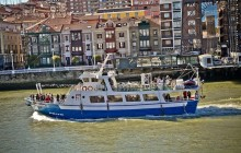 Old Quarter of Bilbao: Walking Tour + Boating