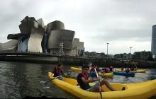 Bilbao Canoe Tour