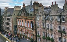 Extended Private Architecture Tour of Edinburgh Old Town