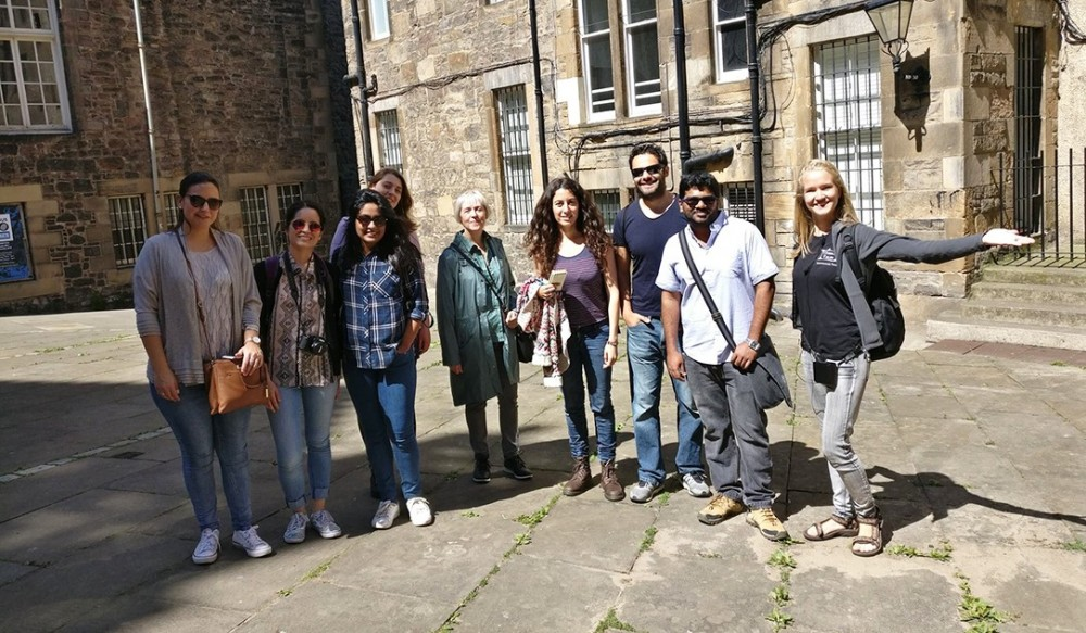 Private Architecture Tour of Edinburgh Old Town