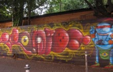 Food and Art in Funky Kreuzberg