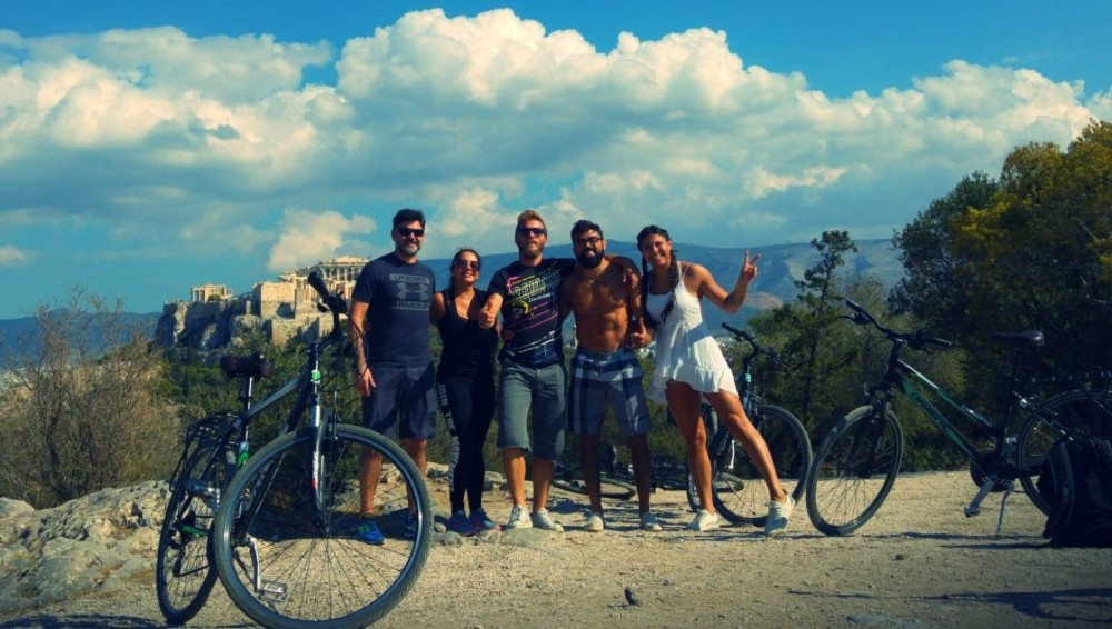 Good Afternoon Athens Cycle Tour