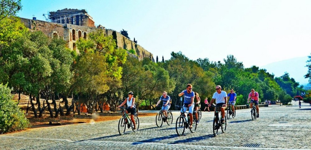 Good Morning Athens Cycle Tour