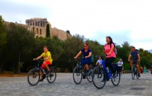 Good Morning Athens Cycle Tour