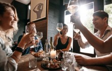 Taste of Bordeaux - Evening Wine and Food Tour