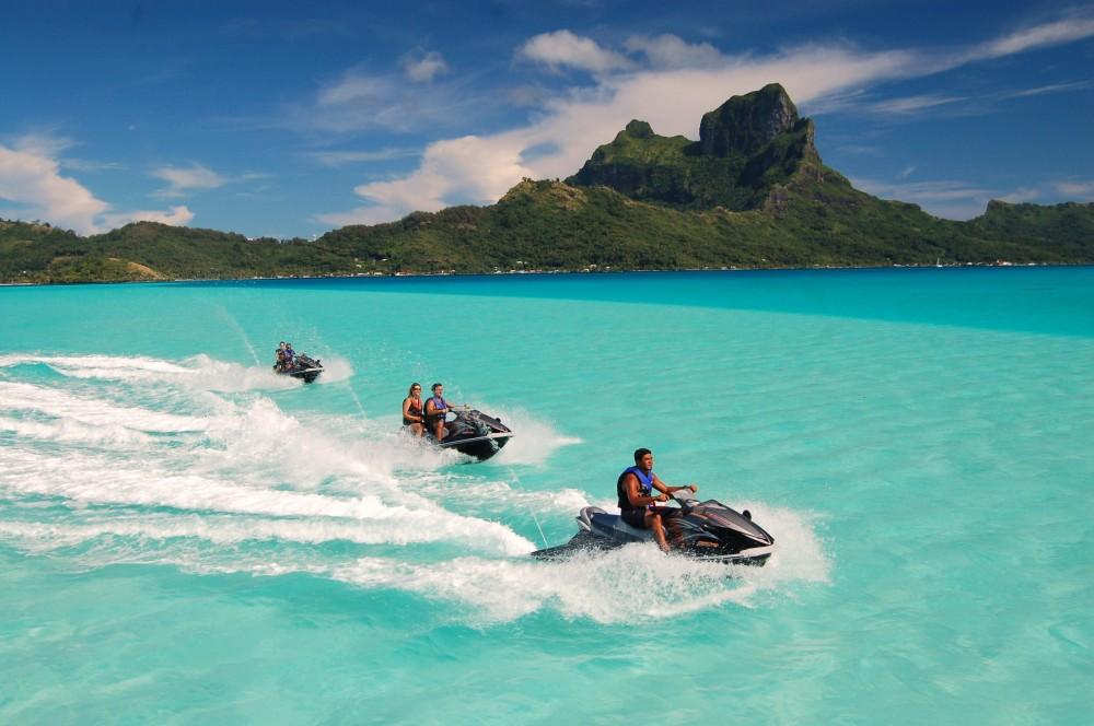 Bora Bora Jet Ski