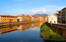 Private Tour Around Pisa + Leaning Tower Option