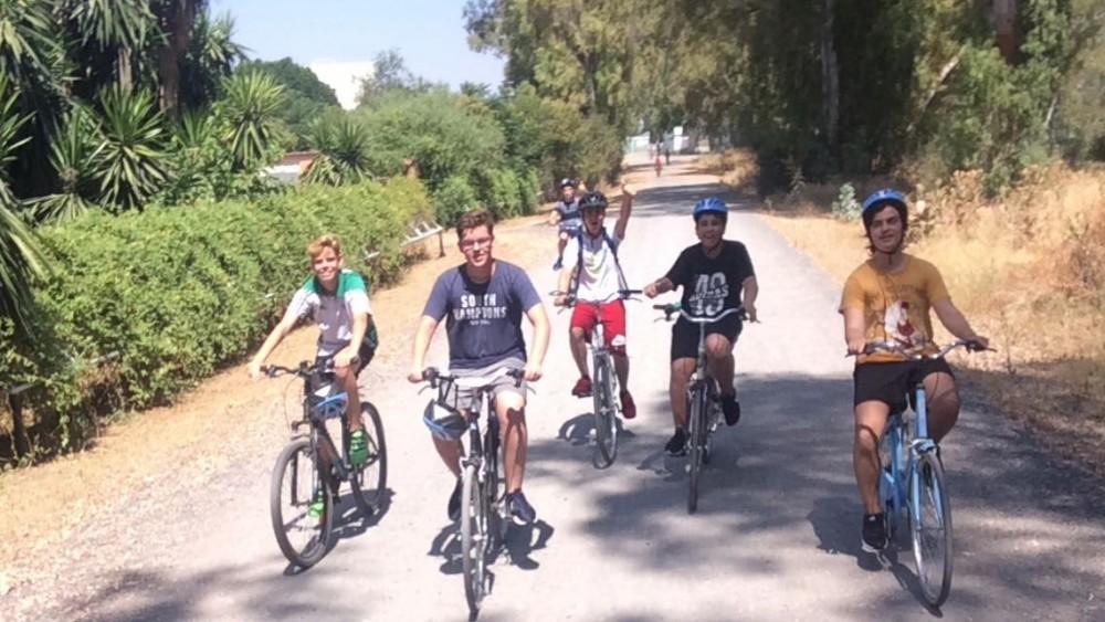 Seville City Bike Tour