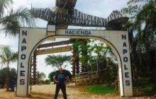 Pablo Escobar Hacienda Napoles full day tour