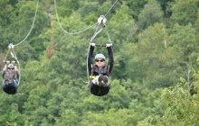 Private Zip Lining Tour