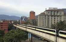 Private Medellin Metro tour