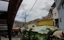 Private Medellin Slums Tour