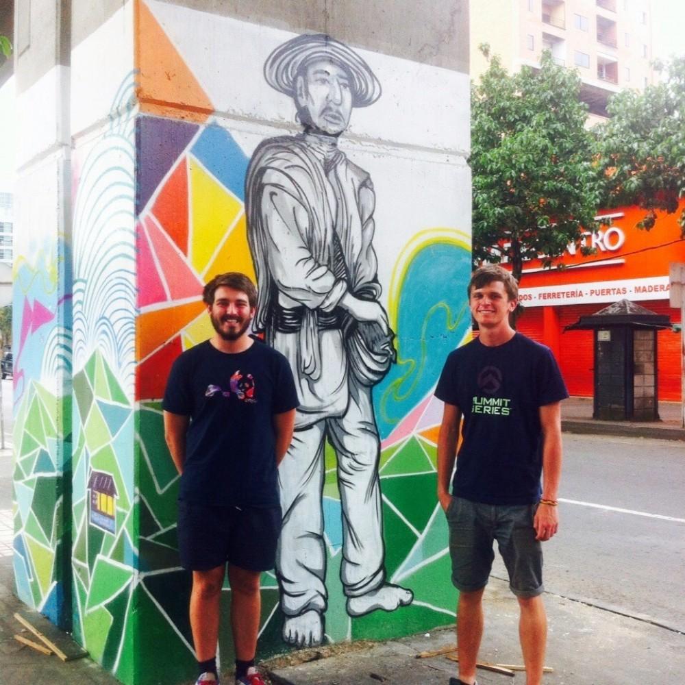 Private Medellin Street Art Tour