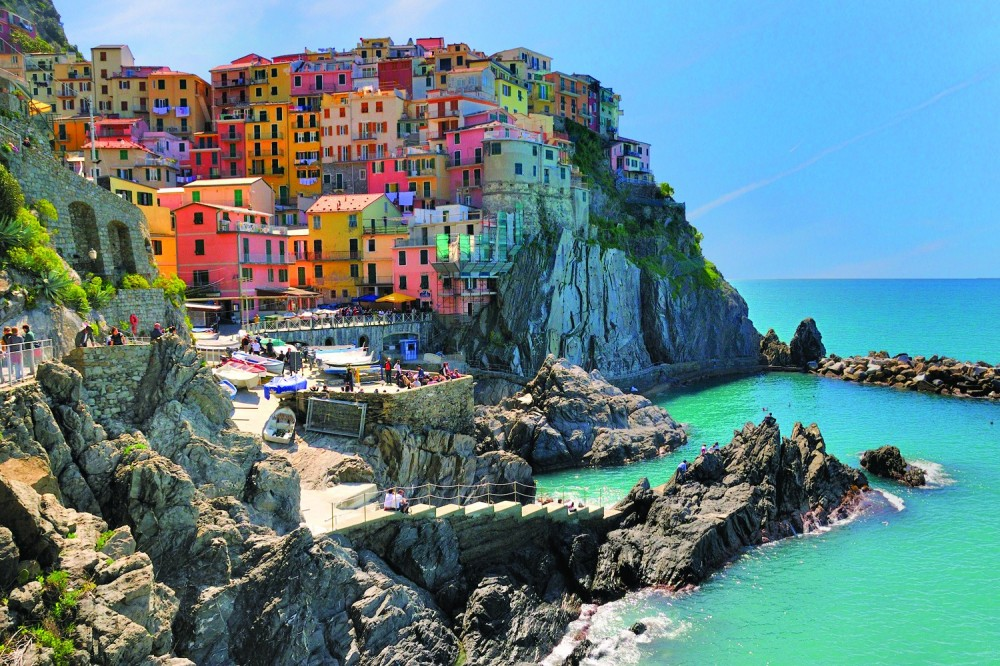 Private Cinque Terre Full Day Tour from Florence or Siena