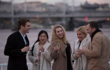Showboat Dinner Cruise on the River Thames